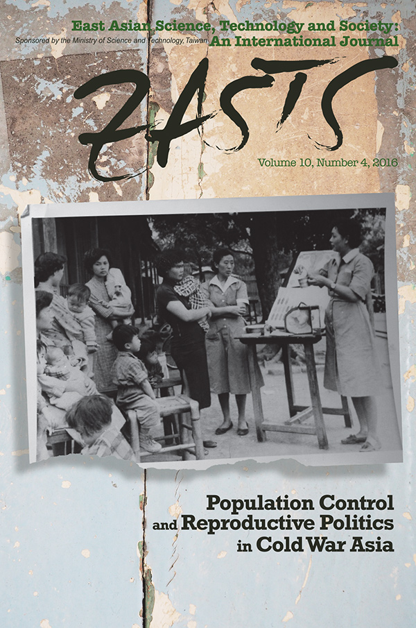 Population Control and Reproductive Politics in Cold War Asia104