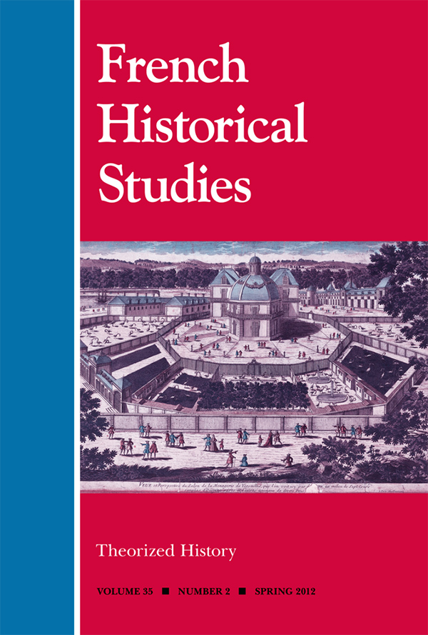 Theorized History352