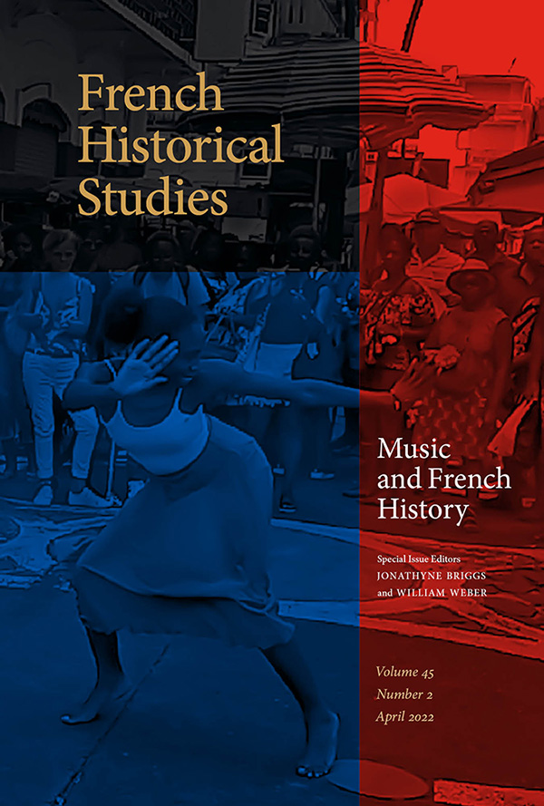 Journal: French Historical Studies