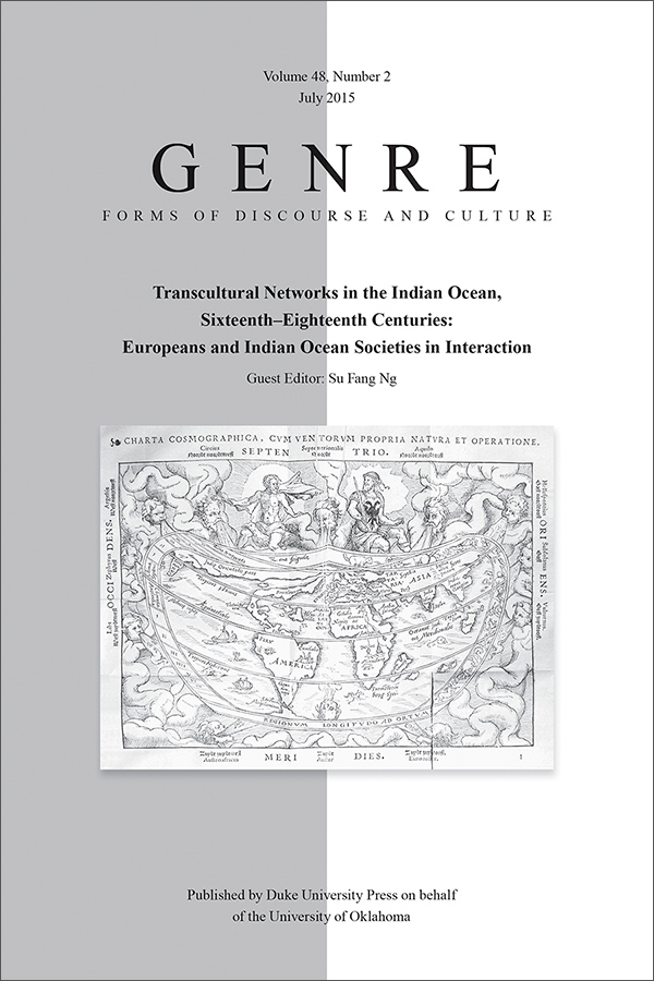 Transcultural Networks in the Indian Ocean, 16th-18th Centuries482