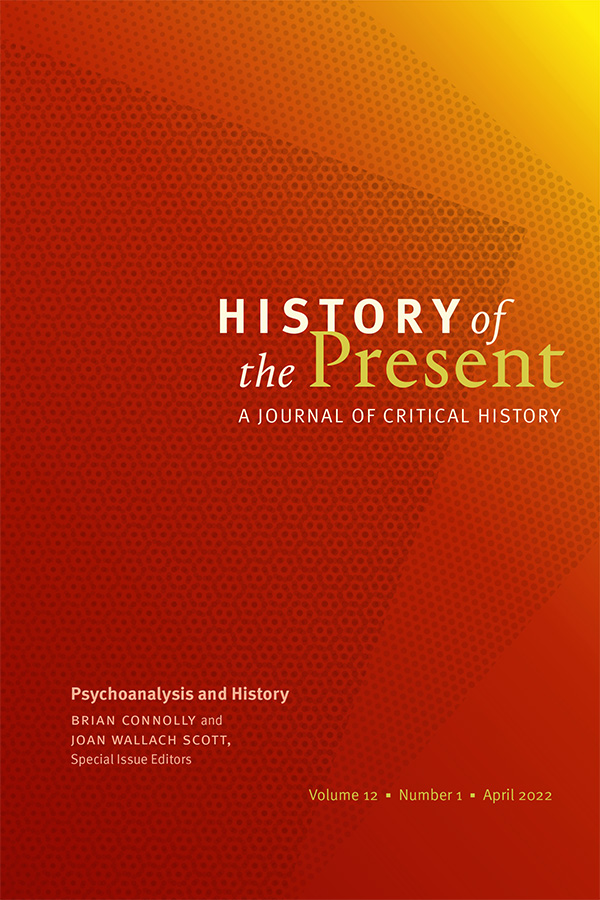 History of the Present - Featured Journals