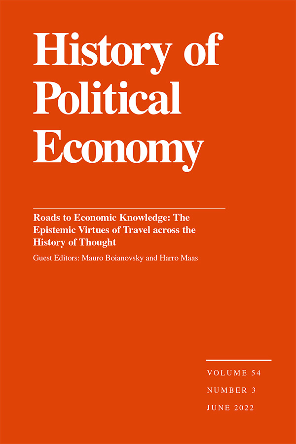 History of Political Economy