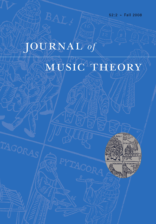 Journal of Music Theory 52:2522