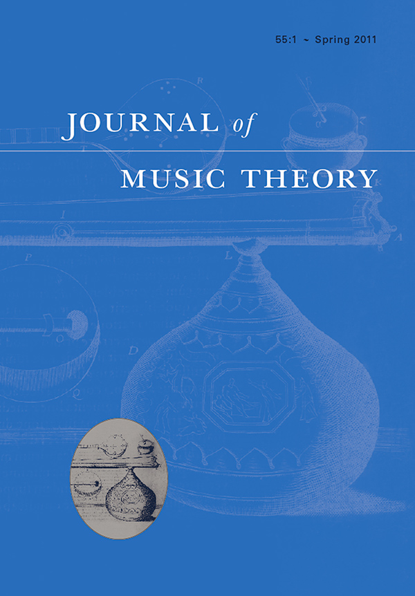 Journal of Music Theory 55:1551