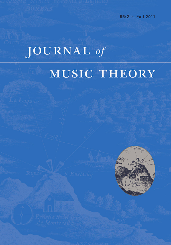 Journal of Music Theory 55:2552