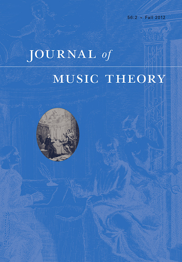 Journal of Music Theory 56:2
