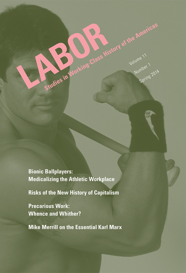 Cover of Labor 11:1