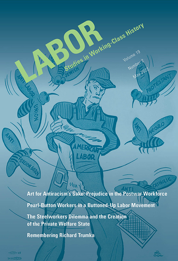 Labor: Studies in Working-Class History - Featured Journals