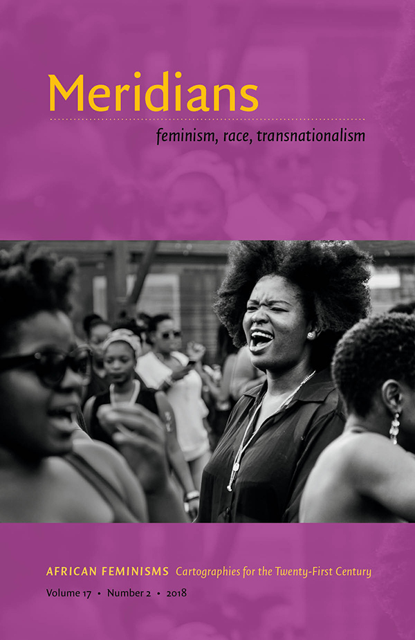 <i>Meridians: feminism, race, transnationalism</i> - Featured Journals