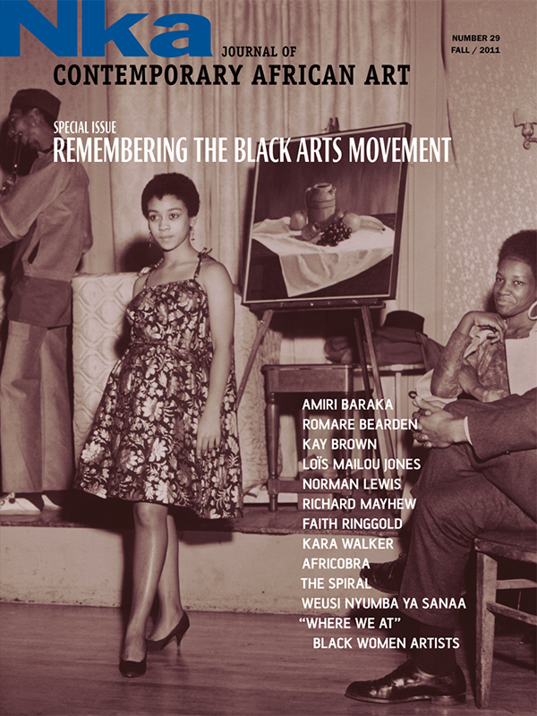 Remembering the Black Arts Movement20112
