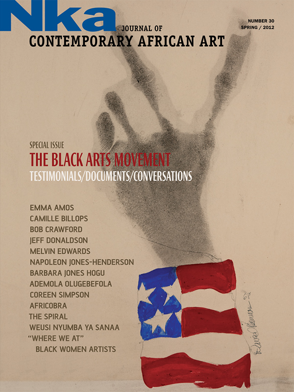 The Black Arts Movement20121