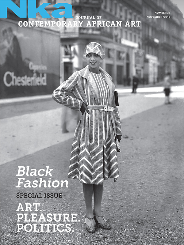 Black fashion: Art. Pleasure. Politics.20152