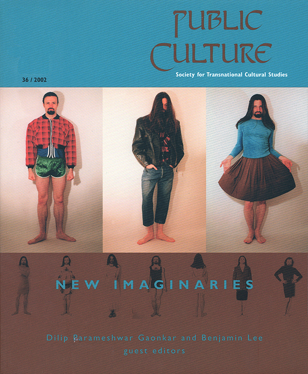 New Imaginaries141