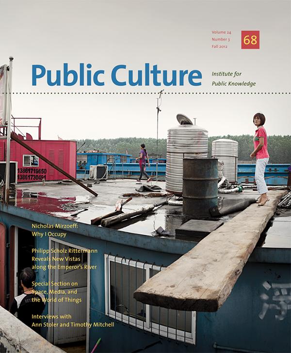 Public Culture 24:3 (68)