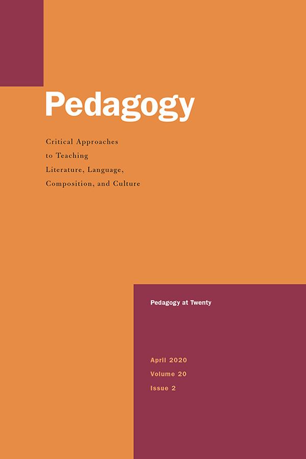 Pedagogy at 20