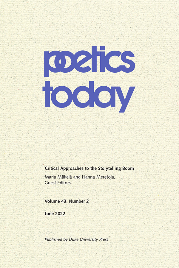 Poetics Today
