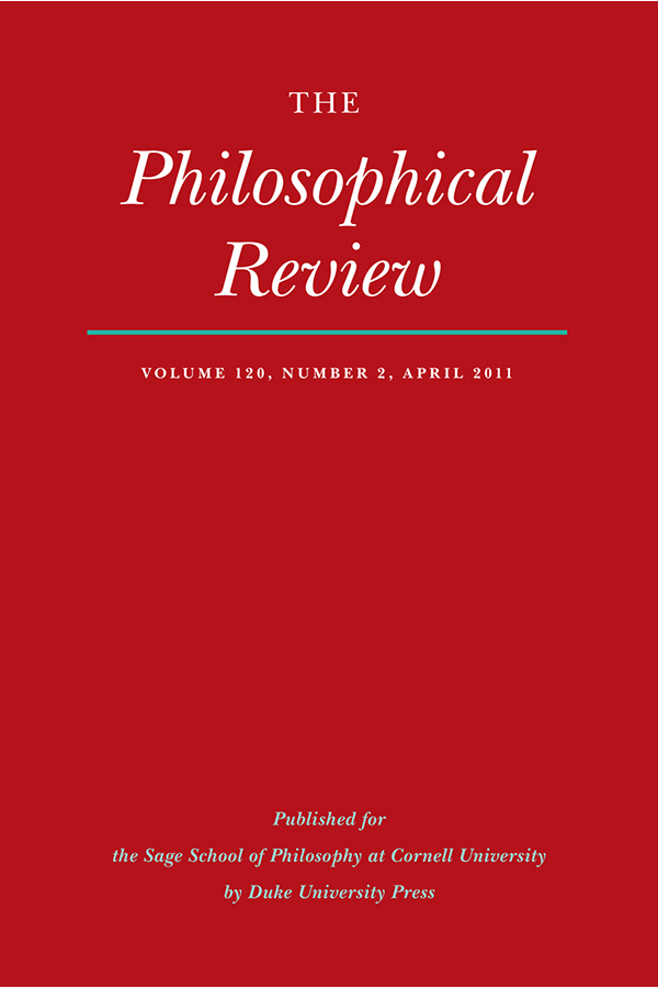 The Philosophical Review 120:21202