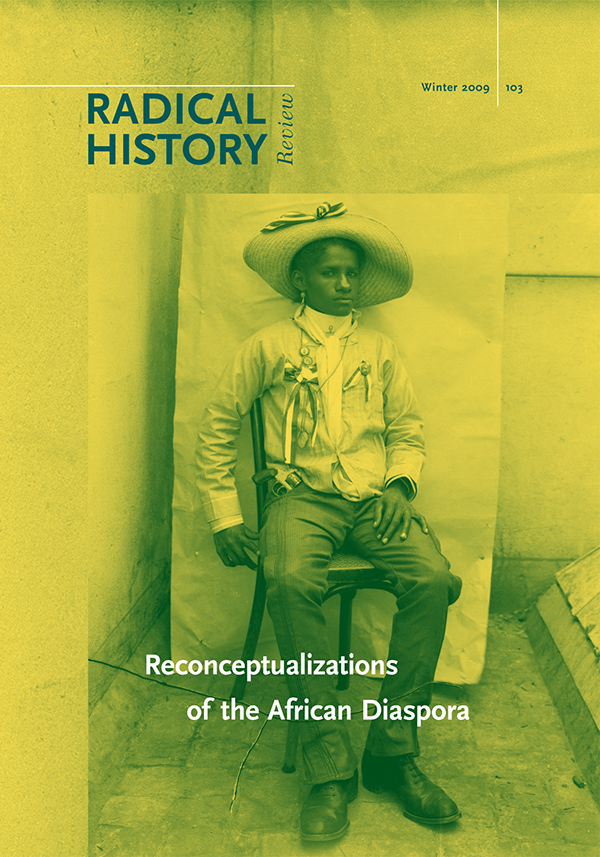 Reconceptualizations of the African Diaspora
