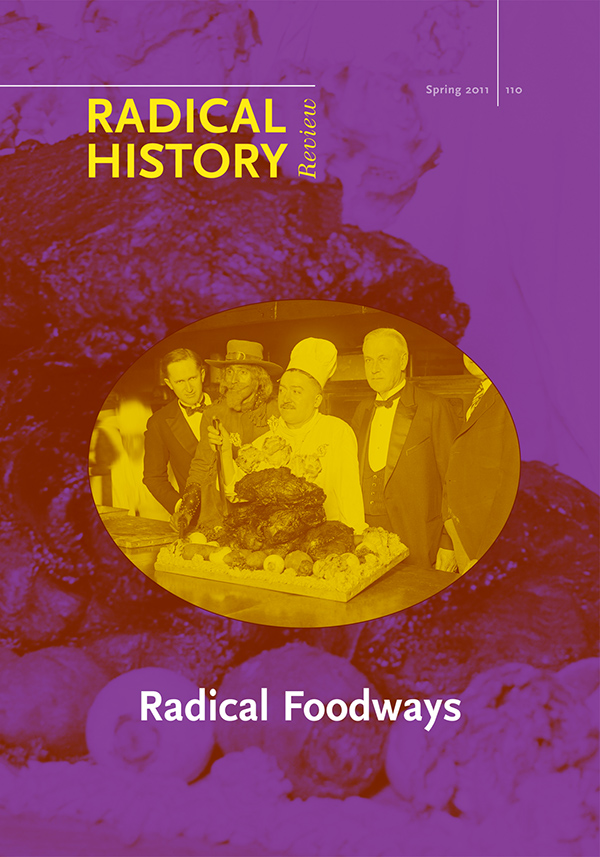Radical Foodways112