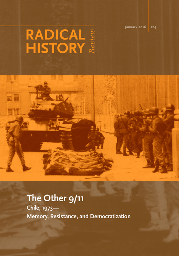 The Other 9⁄11: Chile, 1973—Memory, Resistance, and Democratization