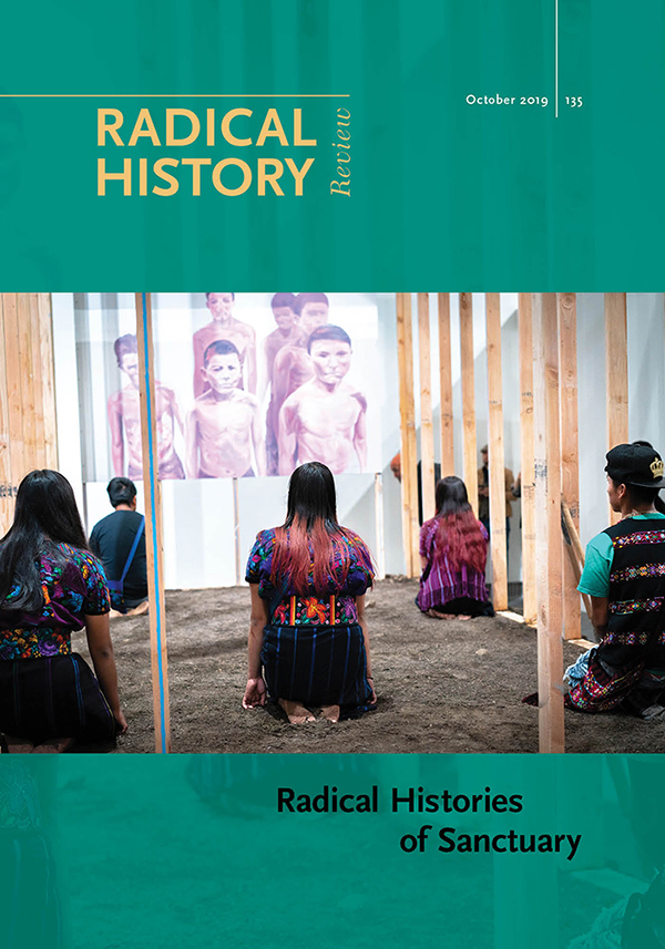 Radical Histories of Sanctuary193