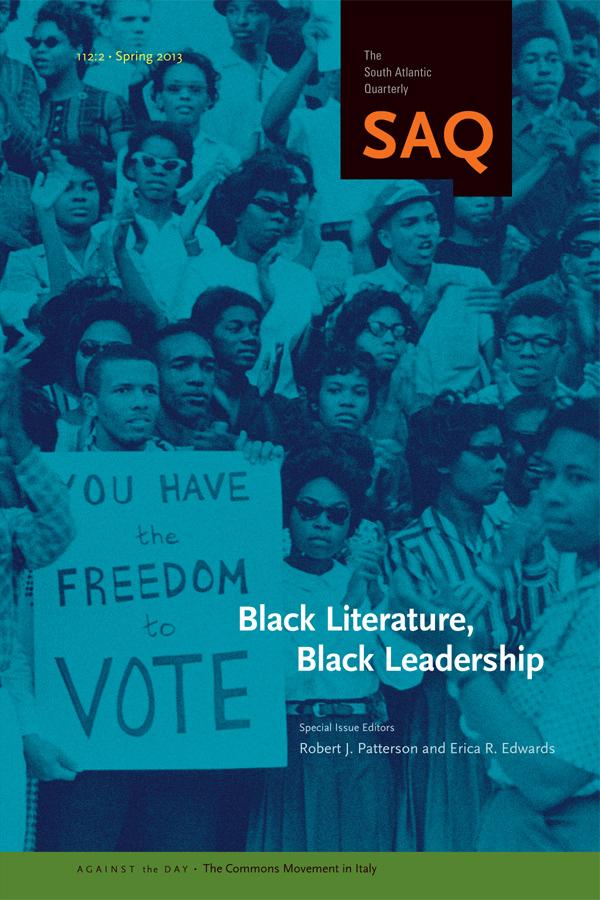 Black Literature, Black Leadership