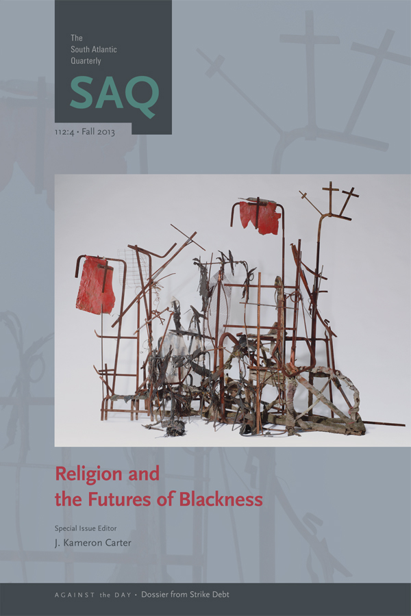 Religion and the Futures of Blackness1124