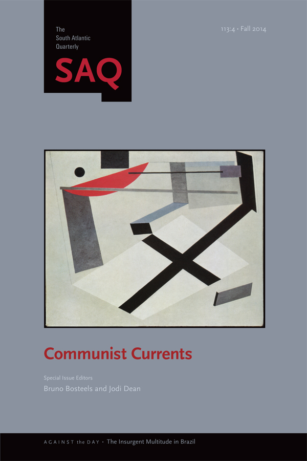 Communist Currents