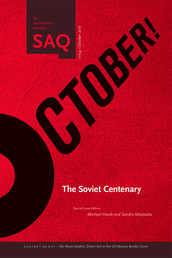 October! The Soviet Centenary1164