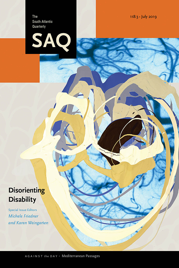 Disorienting Disability - New