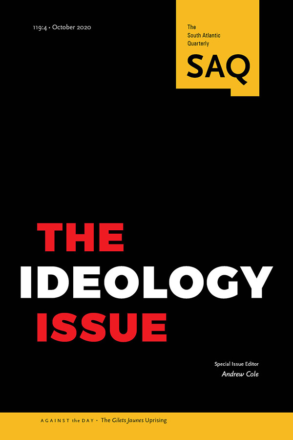 The Ideology Issue1194
