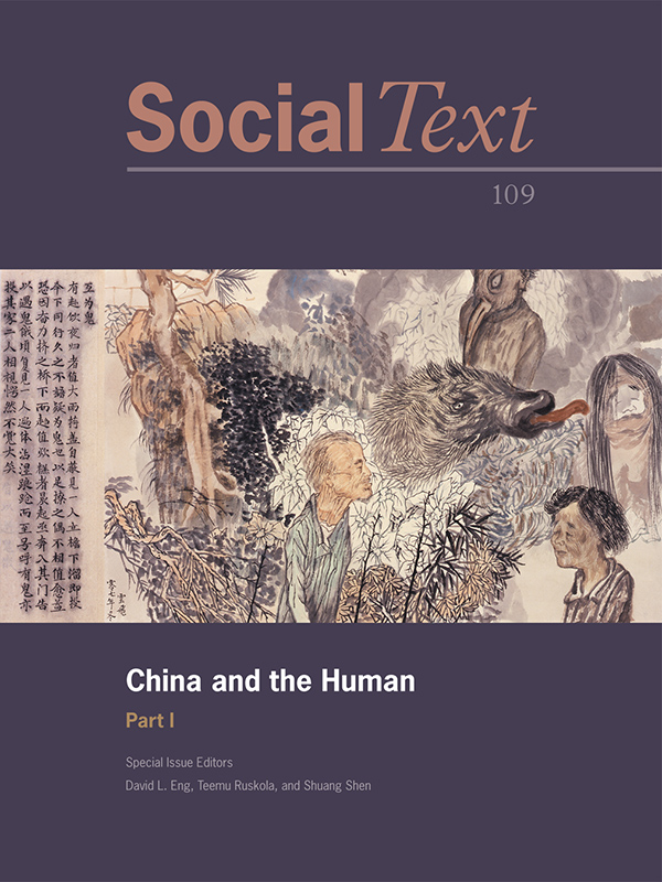 China and the Human294