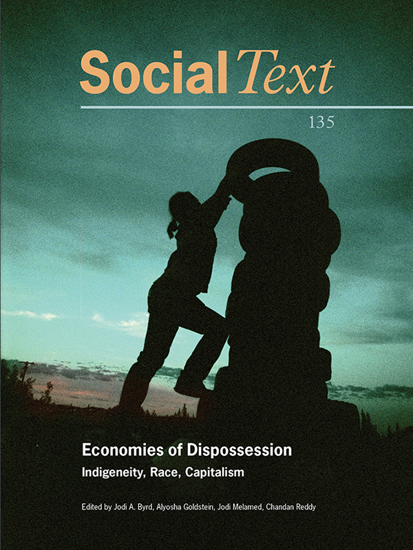 Economies of Dispossession362