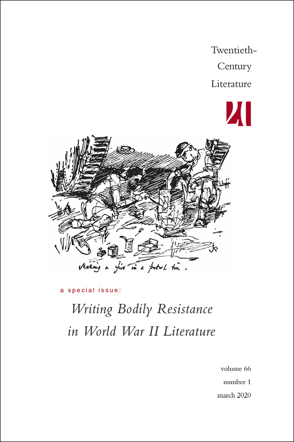 Writing Bodily Resistance in World War II Literature661