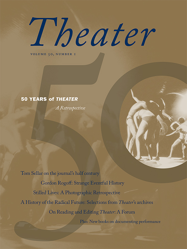 50 Years of Theater501
