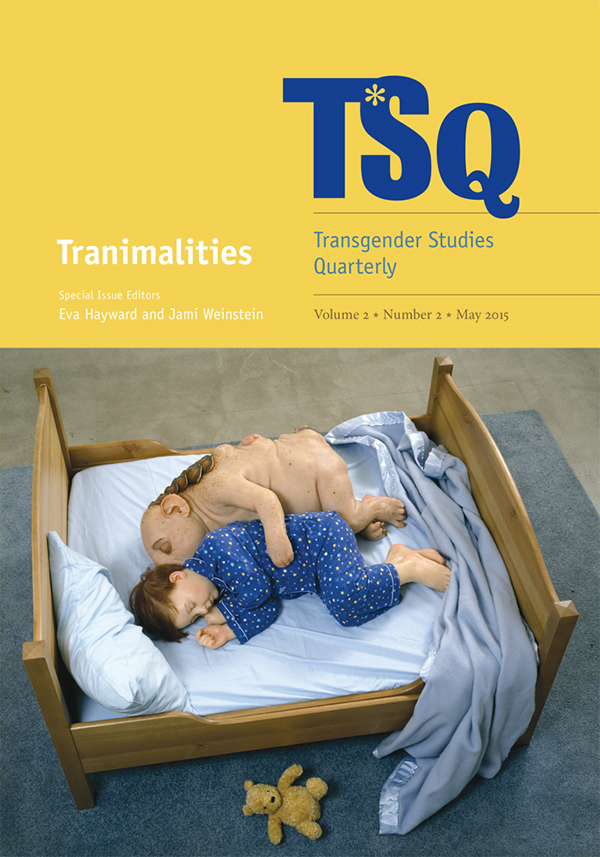 Tranimalities